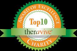 Charity-Award-Badge