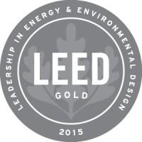 LEED 2015 GOLD